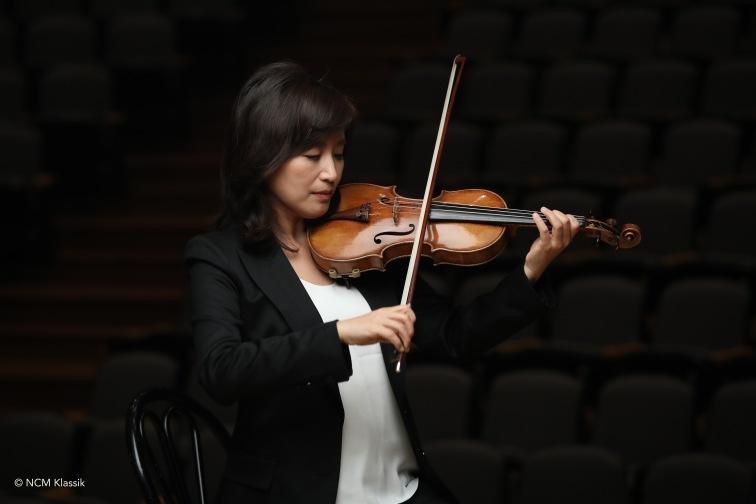 Violinist Kowoon Yang