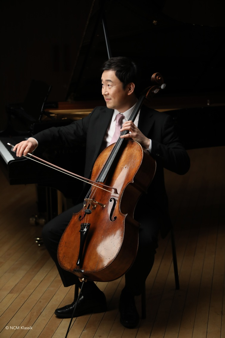 Cellist Kangho Lee